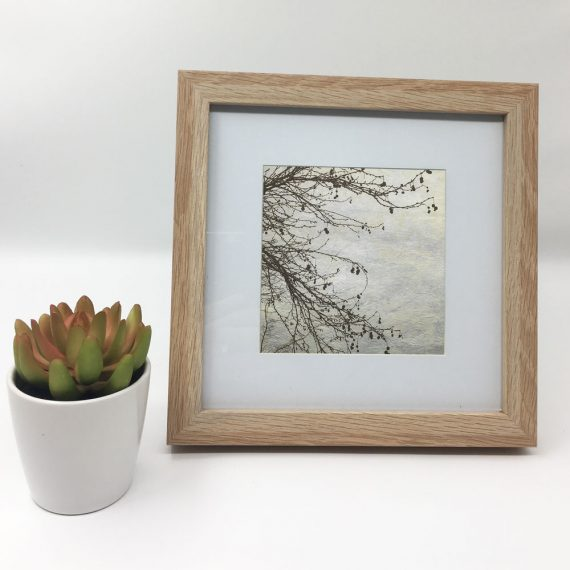 WinterBranches-framed-wall-art-photography-art-brown-frame-situ