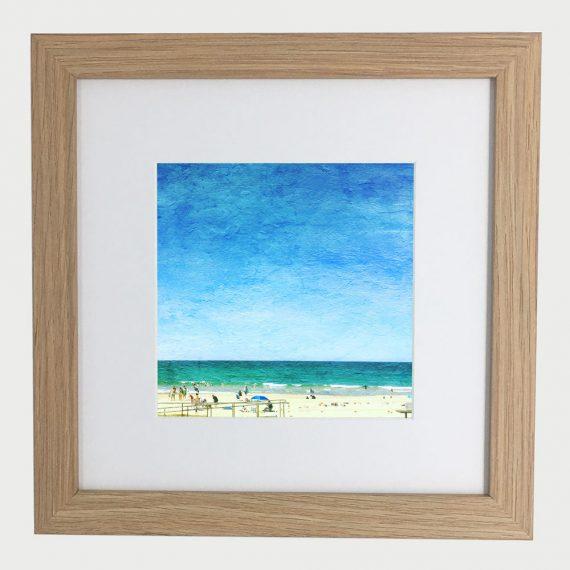 Mollymook-Sunshine-framed-wall-art-photography-art-wood-frame