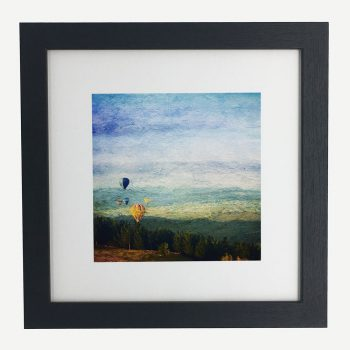 Balloon-Festival-2-framed-wall-art-photography-art-black-frame