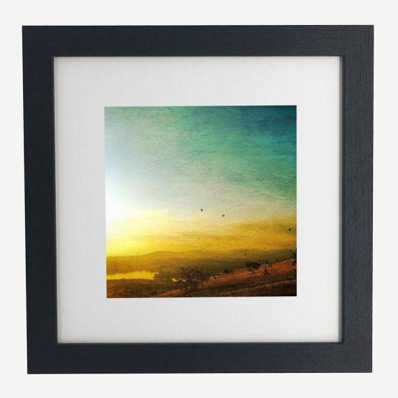 BalloonFestival-framed-wall-art-photography-art-black-frame