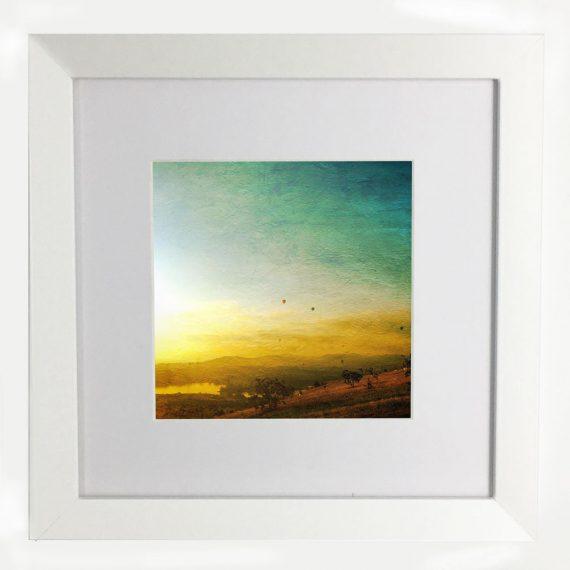 BalloonFestival-framed-wall-art-photography-art-white-frame