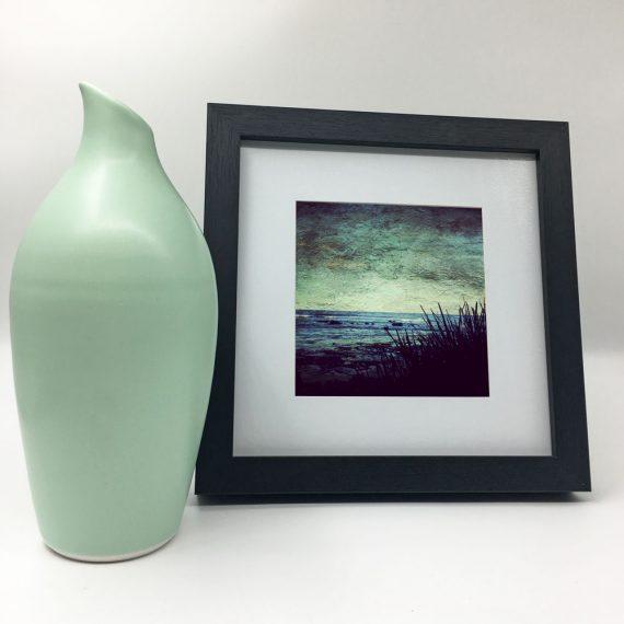 CoastalGoodness-framed-wall-art-photography-art-black-frame-situ