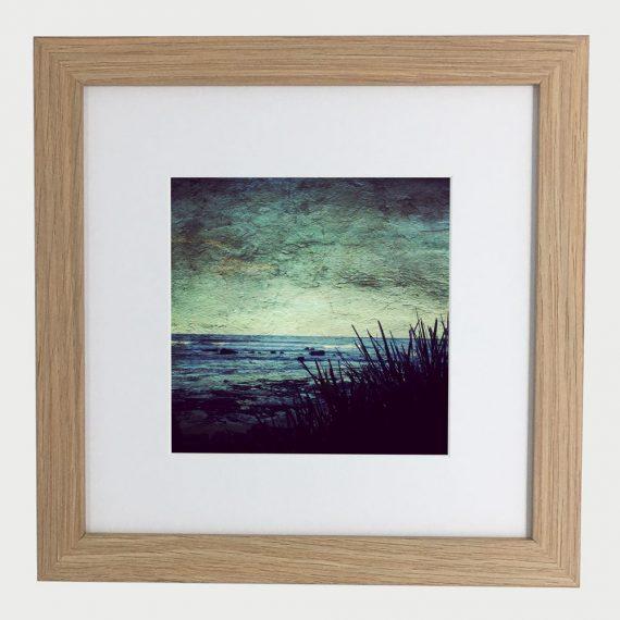 CoastalGoodness-framed-wall-art-photography-art-brown-frame