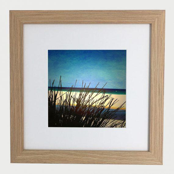 MollymookBeach-framed-wall-art-photography-art-brown-frame