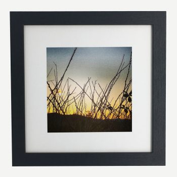 SunsetLyons-framed-wall-art-photography-art-black-frame