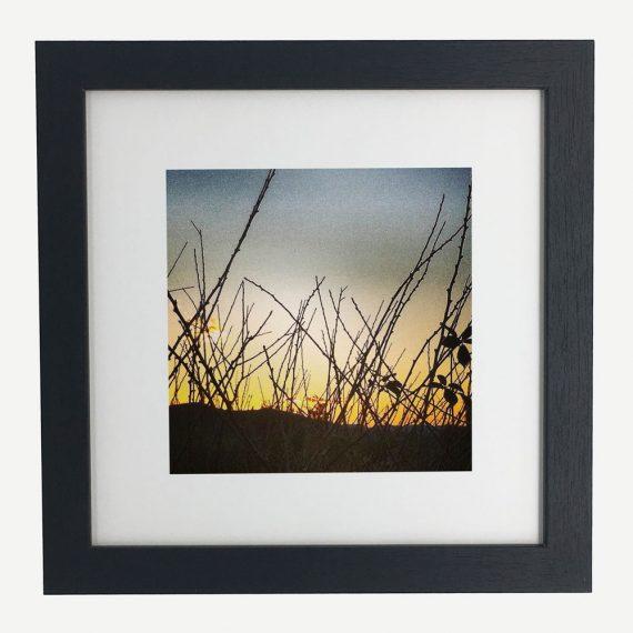 SunsetLyons-framed-wall-art-photography-art-black-frame