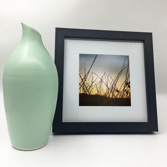 SunsetLyons-framed-wall-art-photography-art-black-frame-situ