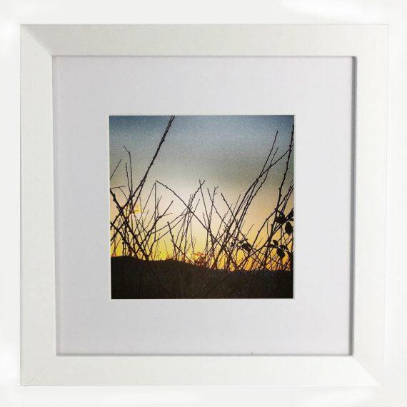 SunsetLyons-framed-wall-art-photography-art-white-frame