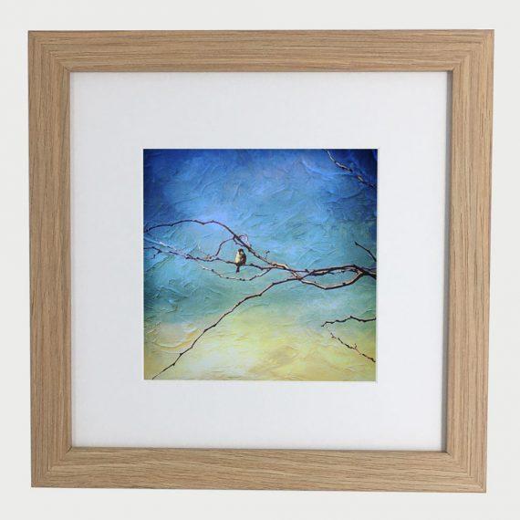 littleredbirdy-Artist-framed-wall-art-photography-art-brown-frame