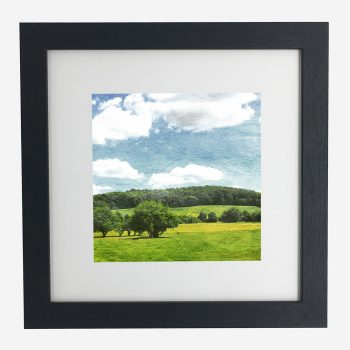 Home-County-Scene-black-frame-box