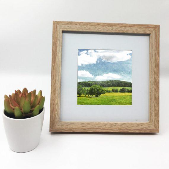 Home-County-Scene-brown-frame-situ
